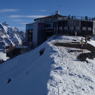 Schilthorn, Switzerland (2015)